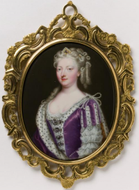 Queen Caroline wife of George II