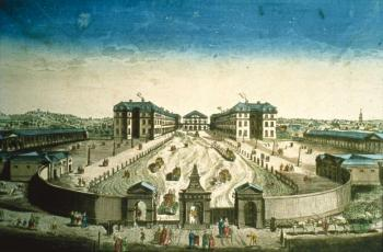 Painting of the Foundling Hospital