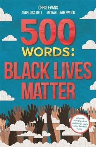 500 Word: Black Lives Matter book front cover