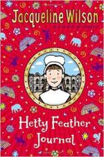 Hetty Feather Journal available in Coram's online shop