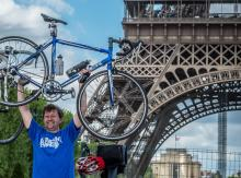 Image of London to Paris Bike Ride