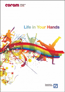 Coram Life in Your Hands cover