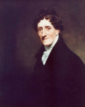 Portrait of Thomas Coutts