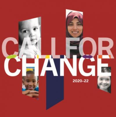 Call for Change front cover