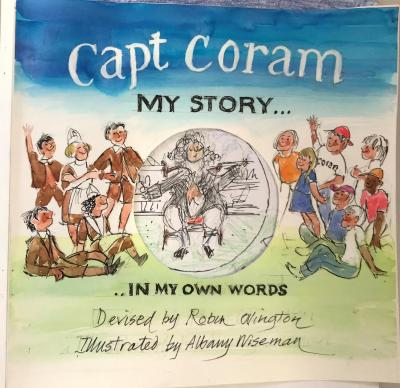 Captain Coram book