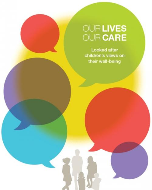 Our Lives Our Care report