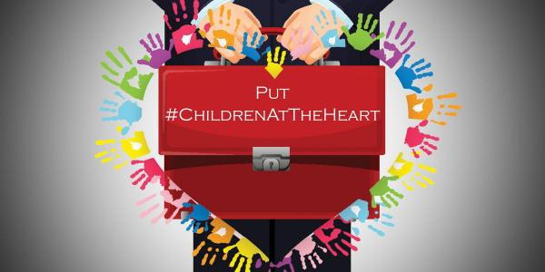 Children at the Heart campaign
