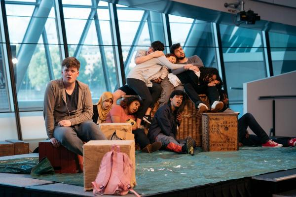National Youth Theatre perform Wherever I Lay My Head