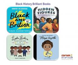 Coram Beanstalk Black History Brilliant Books