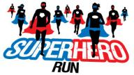 Superhero Run logo