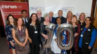 Coram and Harrow 10th anniversary partnership celebration event