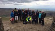 Coutts Yorkshire Three Peaks Challenge for Coram 2017