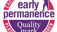 Early Permanence Quality Mark logo