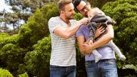 Same-sex adopters