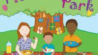 Front cover of Picnic in the Park by Joe Griffiths and Tony Pilgrim