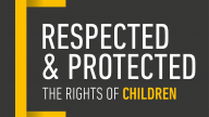 Respected and Protected exhibition logo