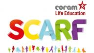 Coram Life Education SCARF logo