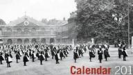 Front cover of Coram 2014 calendar
