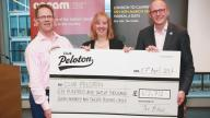 Cycle to MIPIM cheque