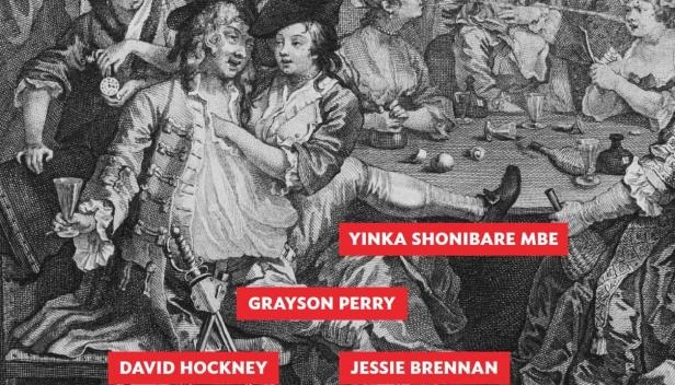 Contemporary artists respond to great work by early Coram governor, William Hogarth