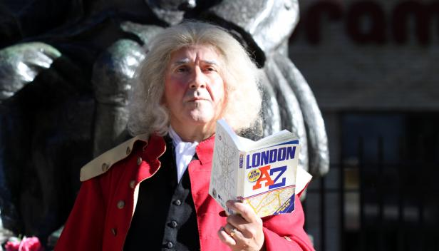 Join our free local historic walk in Bloomsbury