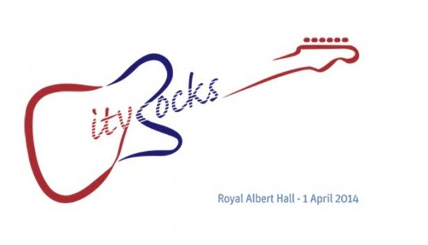 City Rocks concert in aid of Coram tonight!